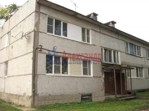 Комната в 2-комнатной квартире (44м2) на продажу по адресу Пушное пос., Школьная ул.— фото 2 из 5