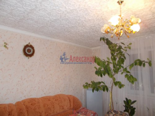 3-комнатная квартира (67м2) на продажу по адресу Тихвин г., 1а мкр., 10— фото 2 из 5