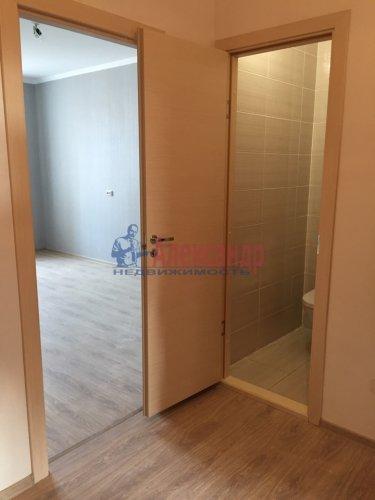 1-комнатная квартира (43м2) на продажу по адресу Сертолово-2 пос., Мира ул., 13— фото 14 из 14