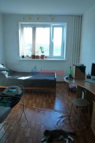 1-комнатная квартира (45м2) на продажу по адресу Парголово пос., Михаила Дудина ул., 23— фото 4 из 7