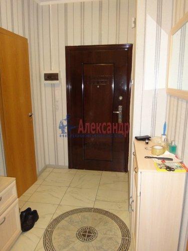 1-комнатная квартира (45м2) на продажу по адресу Шушары пос., Центральная ул., 14— фото 10 из 18
