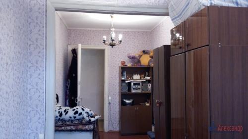 4-комнатная квартира (90м2) на продажу по адресу Лиговский пр., 247— фото 2 из 20