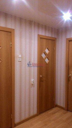 3-комнатная квартира (67м2) на продажу по адресу Кириши г., Ленина пр., 30— фото 6 из 15