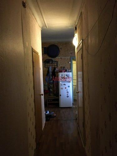Комната в 1-комнатной квартире (80м2) на продажу по адресу Басков пер., 36— фото 9 из 10