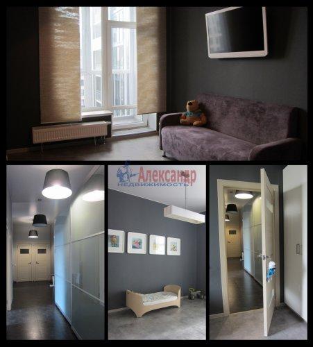 2-комнатная квартира (70м2) на продажу по адресу Петергофское шос., 5— фото 9 из 19