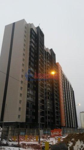 1-комнатная квартира (36м2) на продажу по адресу Мурино пос., Шувалова ул., 10— фото 5 из 7