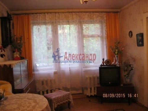 2-комнатная квартира (46м2) на продажу по адресу Гатчина г., Володарского ул., 28— фото 3 из 6