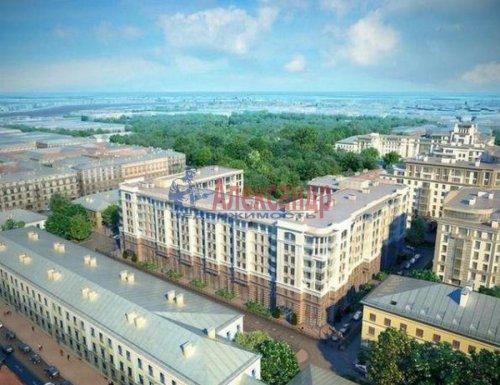 4-комнатная квартира (115м2) на продажу по адресу Парадная ул., 3— фото 1 из 2