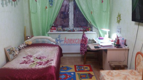 4-комнатная квартира (94м2) на продажу по адресу Шушары пос., Ростовская (Славянка) ул., 6— фото 6 из 9