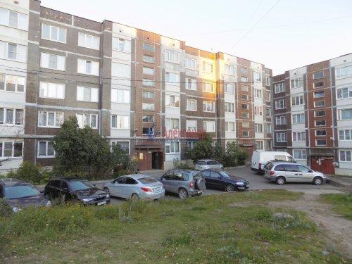 1-комнатная квартира (36м2) на продажу по адресу Выборг г., Рубежная ул., 29— фото 1 из 16