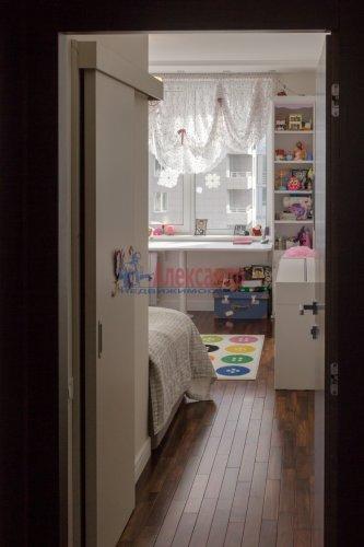 3-комнатная квартира (113м2) на продажу по адресу Выборгское шос., 15— фото 21 из 22