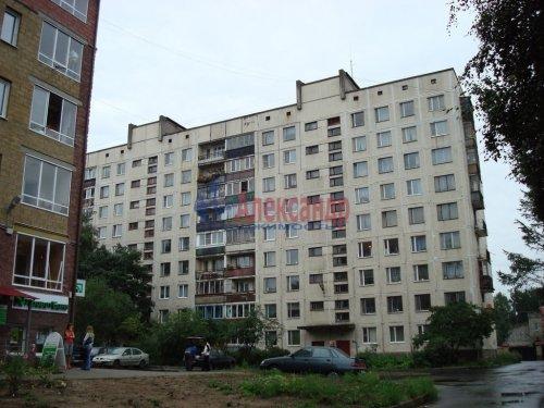 2-комнатная квартира (48м2) на продажу по адресу Всеволожск г., Плоткина ул., 15— фото 1 из 12