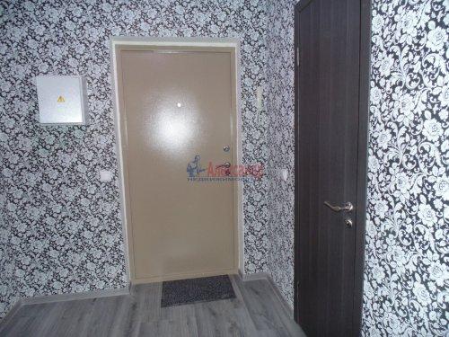 1-комнатная квартира (36м2) на продажу по адресу Мурино пос., Новая ул., 7— фото 11 из 13