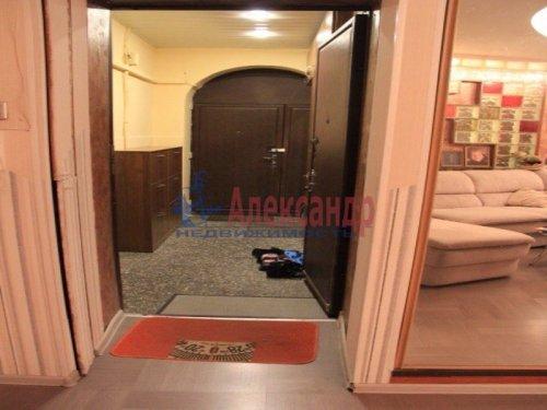 3-комнатная квартира (73м2) на продажу по адресу Московский просп., 191— фото 13 из 20