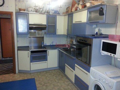 2-комнатная квартира (56м2) на продажу по адресу Новое Девяткино дер., 61— фото 1 из 8