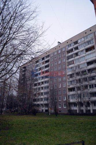 1-комнатная квартира (45м2) на продажу по адресу Долгоозерная ул., 4— фото 3 из 14