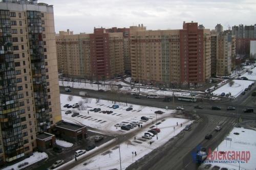 1-комнатная квартира (35м2) на продажу по адресу Ленинский пр., 76— фото 16 из 17