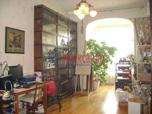 7-комнатная квартира (231м2) на продажу по адресу Звенигородская ул., 2/44— фото 10 из 12