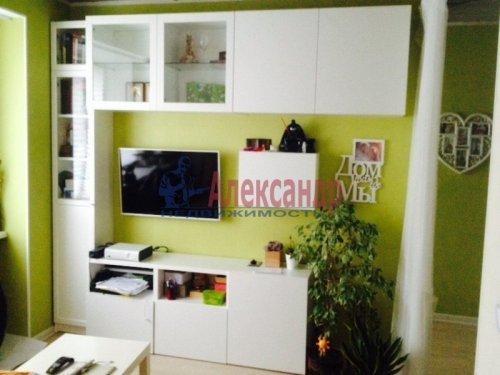 1-комнатная квартира (33м2) на продажу по адресу Всеволожск г., Колтушское шос., 44— фото 9 из 16