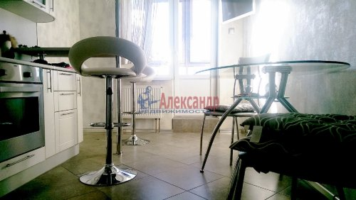 1-комнатная квартира (47м2) на продажу по адресу Комендантский пр., 53— фото 1 из 11