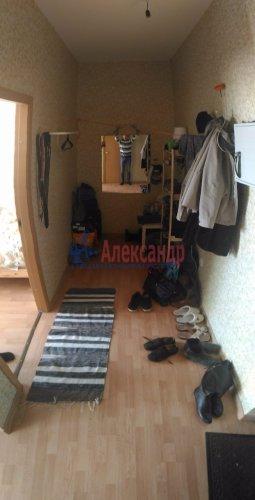 1-комнатная квартира (38м2) на продажу по адресу Мурино пос., Шоссе в Лаврики ул., 83— фото 8 из 14