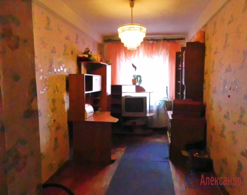 3-комнатная квартира (57м2) на продажу по адресу Лахденпохья г., Трубачева ул.— фото 2 из 21
