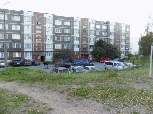 1-комнатная квартира (36м2) на продажу по адресу Выборг г., Рубежная ул., 29— фото 15 из 16