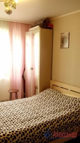 2-комнатная квартира (52м2) на продажу по адресу Коммунар г., Пионерская ул., 7— фото 3 из 8