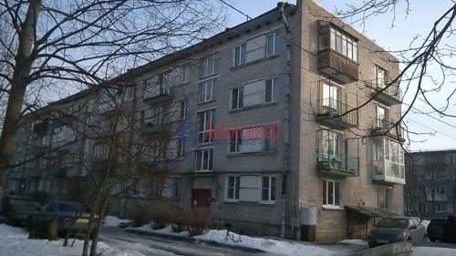 2-комнатная квартира (44м2) на продажу по адресу Федоровское дер., Центральная ул., 2— фото 1 из 1