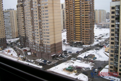 1-комнатная квартира (35м2) на продажу по адресу Ленинский пр., 76— фото 17 из 17