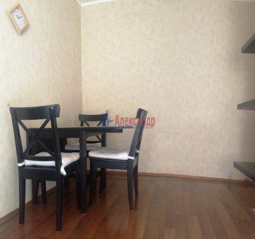 1-комнатная квартира (48м2) на продажу по адресу Поликарпова аллея, 2— фото 9 из 26