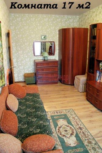 2-комнатная квартира (58м2) на продажу по адресу Выборг г., Прогонная ул., 12— фото 11 из 17