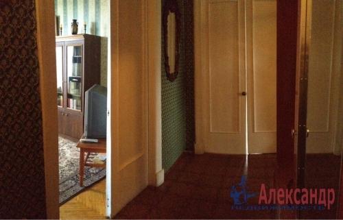 3-комнатная квартира (81м2) на продажу по адресу Таврический пер., 12— фото 14 из 27