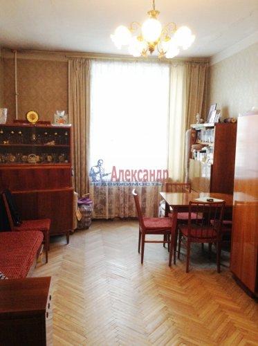 3-комнатная квартира (87м2) на продажу по адресу Кондратьевский пр., 39— фото 5 из 7