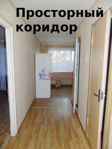 1-комнатная квартира (36м2) на продажу по адресу Выборг г., Рубежная ул., 29— фото 3 из 16