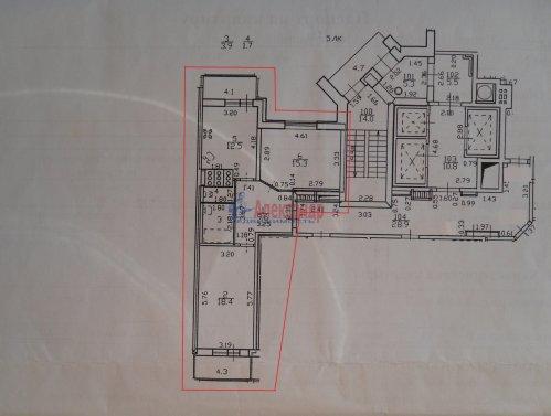 2-комнатная квартира (70м2) на продажу по адресу Гжатская ул., 22— фото 10 из 13