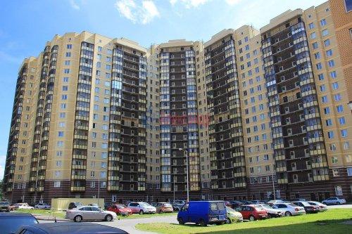 1-комнатная квартира (39м2) на продажу по адресу Новое Девяткино дер., Арсенальная ул., 4— фото 1 из 19