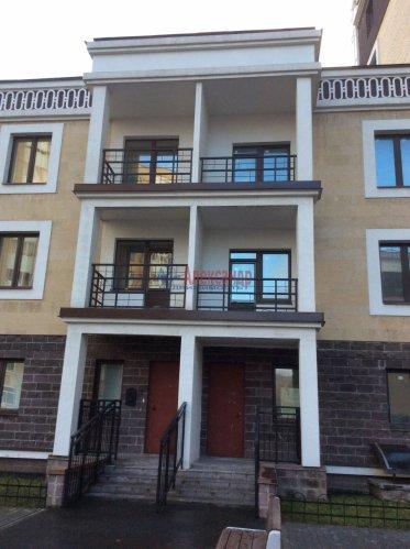 5-комнатная квартира (270м2) на продажу по адресу Глухая Зеленина ул., 4— фото 1 из 21