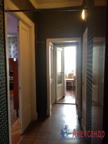 3-комнатная квартира (81м2) на продажу по адресу Таврический пер., 12— фото 15 из 27