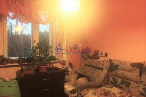 Комната в 3-комнатной квартире (62м2) на продажу по адресу Искровский пр., 17— фото 2 из 7