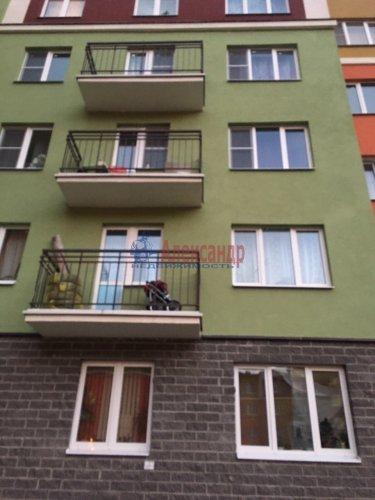 2-комнатная квартира (60м2) на продажу по адресу Юнтоловский пр., 53— фото 4 из 19