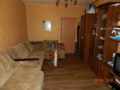 1-комнатная квартира (36м2) на продажу по адресу Кораблестроителей ул., 44— фото 5 из 11