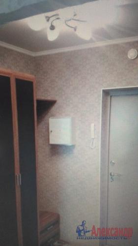 1-комнатная квартира (37м2) на продажу по адресу Мурино пос., Новая ул., 7— фото 12 из 19