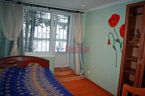3-комнатная квартира (53м2) на продажу по адресу Лахденпохья г., Ладожской Флотилии ул., 13— фото 4 из 13