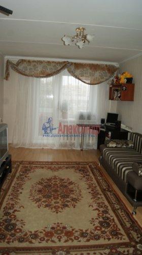 1-комнатная квартира (41м2) на продажу по адресу Морская наб., 15— фото 1 из 6