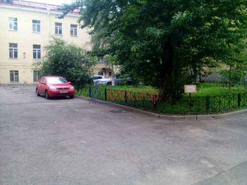 Комната в 4-комнатной квартире (74м2) на продажу по адресу Пирогова пер., 16— фото 1 из 8