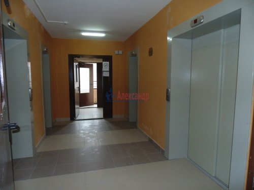 1-комнатная квартира (36м2) на продажу по адресу Мурино пос., Новая ул., 7— фото 12 из 13