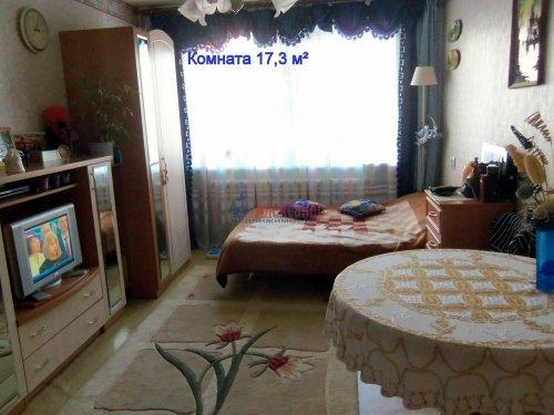 3-комнатная квартира (61м2) на продажу по адресу Выборг г., Ленинградское шос., 45— фото 7 из 12