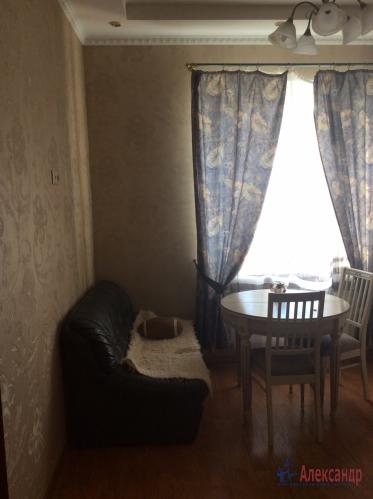 2-комнатная квартира (85м2) на продажу по адресу Глухая Зеленина ул., 2— фото 7 из 12