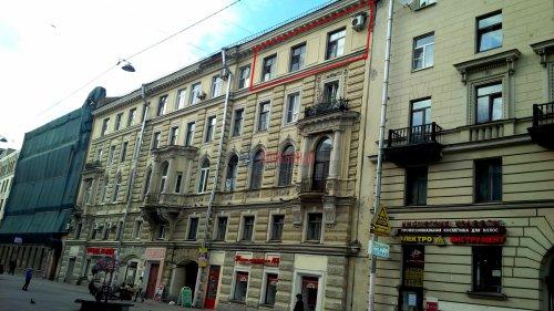 3-комнатная квартира (108м2) на продажу по адресу Финский пер., 6— фото 13 из 14
